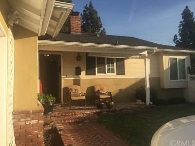 Whittier Rental For Rent: 10436 Portada Drive
