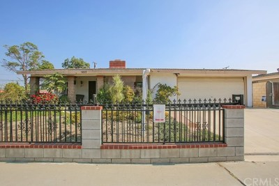 Santa Ana Single Family Home For Sale: 1017 S Corta Drive