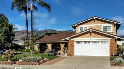 La Verne Single Family Home For Sale: 1267 Beaver Way
