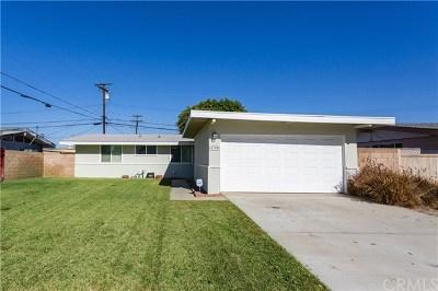 Fullerton Single Family Home For Sale: 1725 W Oak Avenue