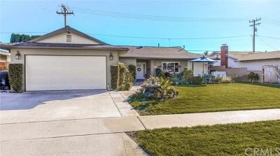 Anaheim Single Family Home For Sale: 2556 E Standish Avenue
