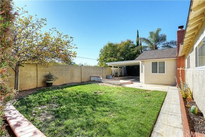 Brea Single Family Home For Sale: 1060 Joyce Drive