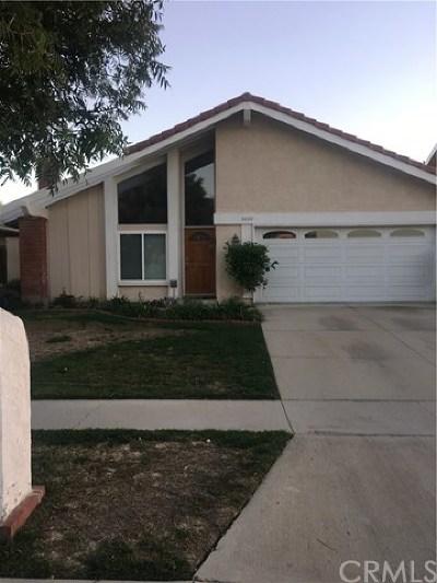 Anaheim Hills Rental For Rent: 6060 E Camino Correr