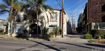 Long Beach Multi Family Home For Sale: 433 W 7th Street