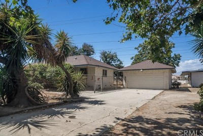 Chino Single Family Home For Sale: 6522 Edison Avenue