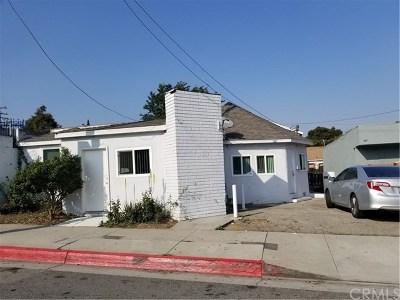 Torrance Multi Family Home For Sale: 1221 Torrance Blvd Boulevard