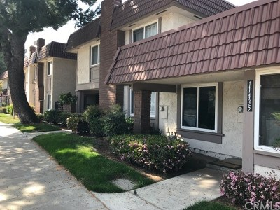 Cypress Condo/Townhouse For Sale: 11435 Knott Avenue