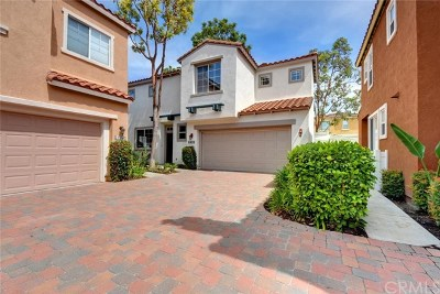 Aliso Viejo Condo/Townhouse For Sale: 31 Las Flores