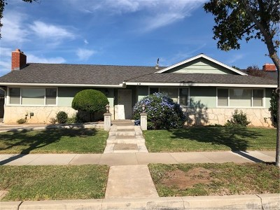 Orange County Rental For Rent: 1023 E Carelton Avenue