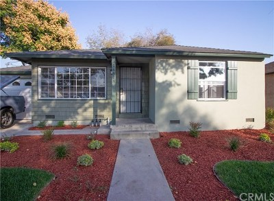 Norwalk Single Family Home Active Under Contract: 14818 Disney Avenue