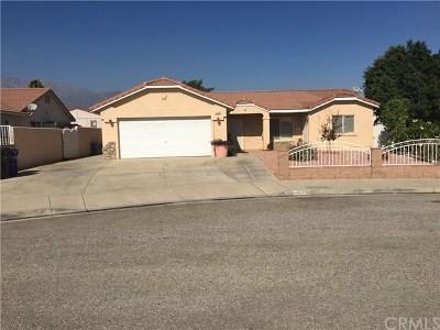 Fontana Single Family Home For Sale: 13570 Owen Street