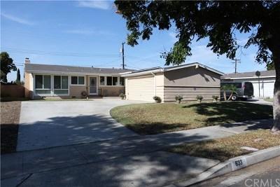 Anaheim CA Single Family Home For Sale: $629,000