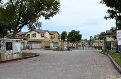 Rancho Cucamonga Condo/Townhouse For Sale: 7161 East Avenue #10