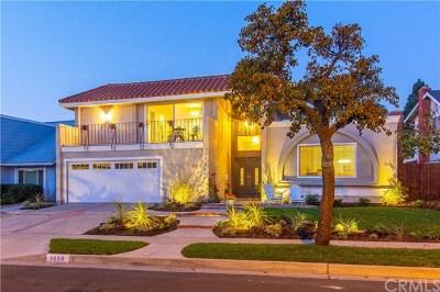 Costa Mesa Single Family Home For Sale: 1086 Visalia Drive