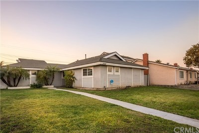 Huntington Beach Single Family Home For Sale: 17381 Newland Street