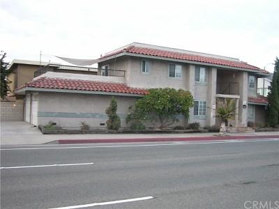 Huntington Beach Multi Family Home For Sale: 16900 Green Lane
