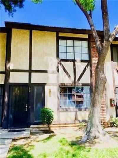 Rialto Condo/Townhouse For Sale: 180 E Merrill Avenue