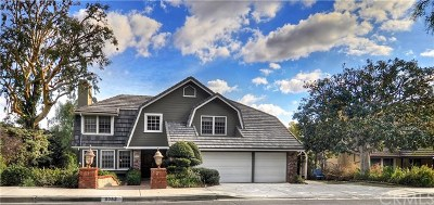 Yorba Linda Single Family Home For Sale: 4082 Pepper Avenue