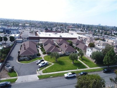 Tustin Multi Family Home For Sale: 1102 Wass Street
