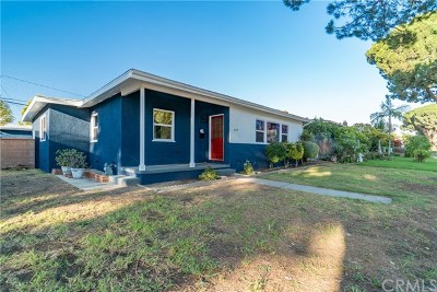 Whittier Single Family Home For Sale: 9747 Mills Avenue