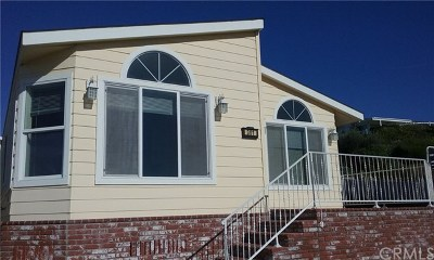 San Clemente Mobile Home For Sale: 301 Beach Drive