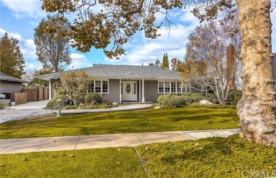 Orange Single Family Home For Sale: 178 N Monterey Road