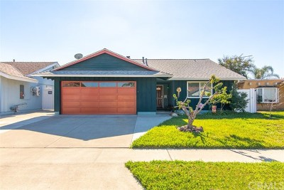 Anaheim Hills Single Family Home Active Under Contract: 4956 E Holbrook Street