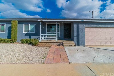 Compton Single Family Home For Sale: 620 S Keene Avenue