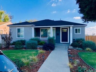 Pico Rivera Single Family Home For Sale: 7820 Farmland Avenue