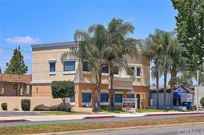 Orange County Commercial For Sale: 5821 Beach Boulevard