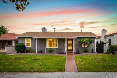 Long Beach Single Family Home For Sale: 651 E Bixby Road