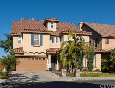 Mission Viejo Single Family Home For Sale: 81 Stargazer Way