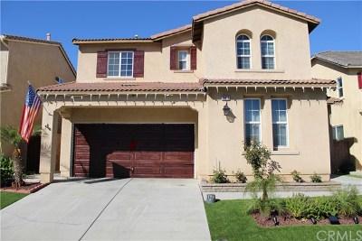 Lake Elsinore Single Family Home For Sale: 31015 Sedona Street