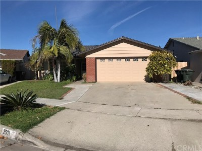 Anaheim Single Family Home For Sale: 2531 W Chain Avenue