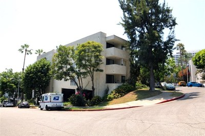 West Hollywood Condo/Townhouse For Auction: 8400 De Longpre Avenue #310