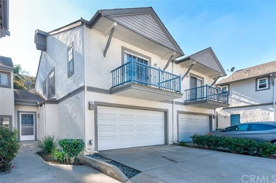 La Habra Condo/Townhouse For Sale: 880 W Country View #40