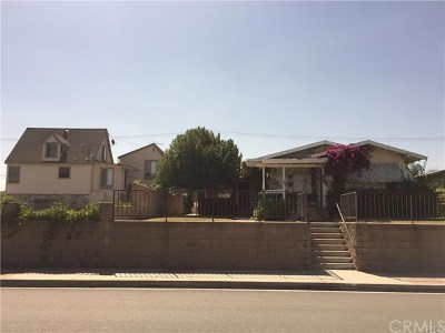Brea Single Family Home For Sale: 406 S Brea Boulevard