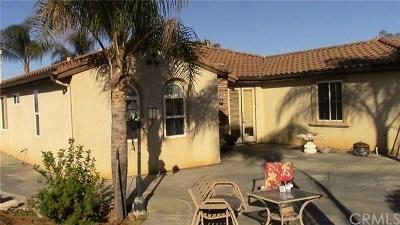 Riverside Single Family Home For Sale: 16578 Eagle Peak Road