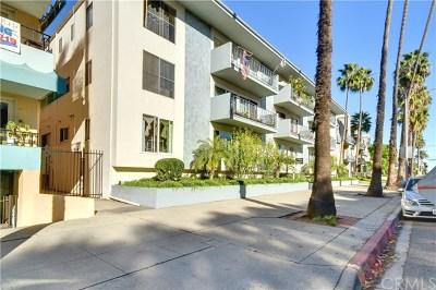 Long Beach Condo/Townhouse For Sale: 1139 E Ocean Boulevard #207