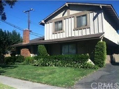 Whittier Rental For Rent: 11240 La Mirada Boulevard #1