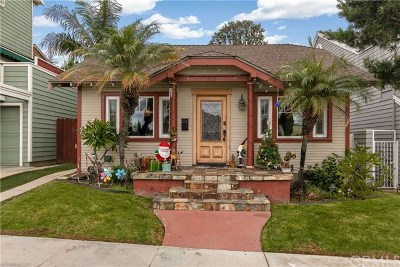 Long Beach Single Family Home For Sale: 355 N Trimble Court