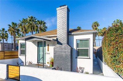 Long Beach Single Family Home For Sale: 5715 Campo Walk