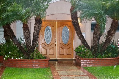 Long Beach Single Family Home For Sale: 1411 Vuelta Grande Avenue