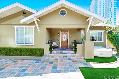 Hollywood Single Family Home For Sale: 1552 La Baig Avenue
