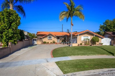 La Mirada Single Family Home For Sale: 14835 Gagely Drive