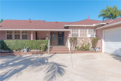 Downey Single Family Home For Sale: 7200 Finevale Drive