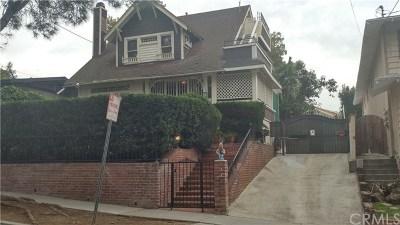 Whittier Multi Family Home For Sale: 13612 Penn Street