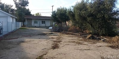 Perris Single Family Home For Sale: 145 E 2nd Street