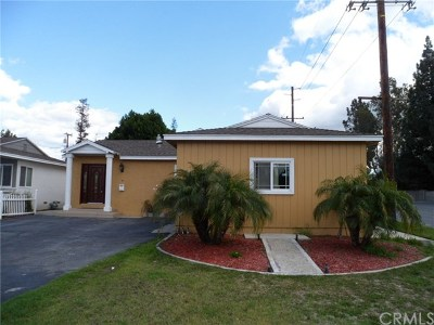Glendora Single Family Home For Sale: 1354 S Vecino Avenue
