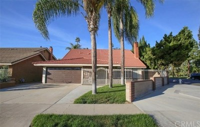 Fountain Valley Single Family Home For Sale: 9983 Currant Avenue